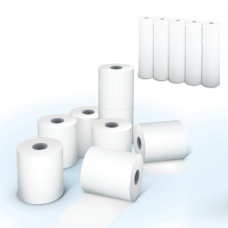 Рулоны для кассовых аппаратов, офсет, белизна 96%, 57х54х12, комплект 15 шт., AKZENT, 44678