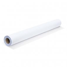 Рулон для плоттера, 420 мм х 45 м х втулка 50,8 мм, 80 г/м2, белизна CIE 162%, BRAUBERG, 110625