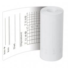 Рулоны для тахографа, термобумага, 57 мм х 8 м, комплект 270 шт., 110877
