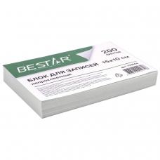 Блок для записей GALANT непроклеенный, 15х10х200 л., белый, белизна 90-92%, 123004