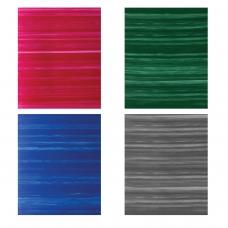 Тетрадь бумвинил А5, 96 л., офсет №2, клетка, с полями, STAFF, 402019
